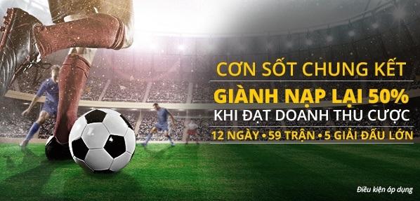 Cá cược bóng đá - Dafabet Khuyến mãi giai đoạn cuối mùa giải