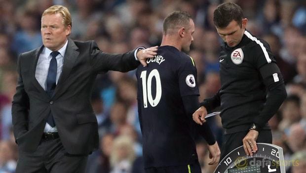 Wayne Rooney thi đấu thăng hoa - Vẫn giữ đôi chân trên mặt đất