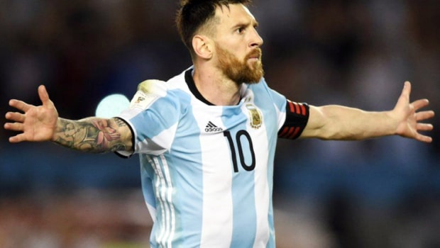 Lionel-Messi-Argentina-World-Cup- Dafabet Tỉ lệ cá cược World Cup 2018
