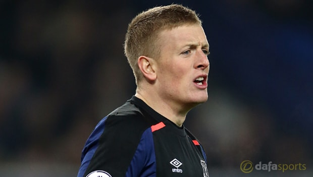 Jordan Pickford hướng đến giấc mơ World Cup 2018 cùng đội tuyển Anh