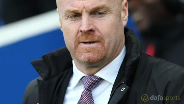 Sean Dyche đặt mục tiêu vượt qua Tottenham