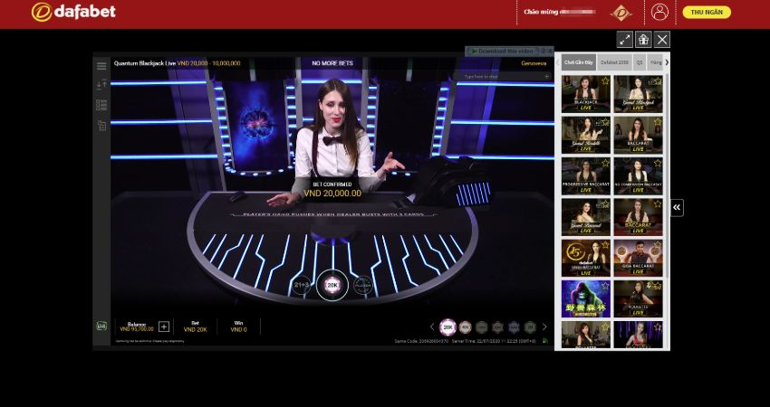 dafabet casino song bac online 1